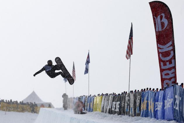 3rd Olympic Qualifying Stop Added to Mammoth, FIS Denies Rider Appeals
