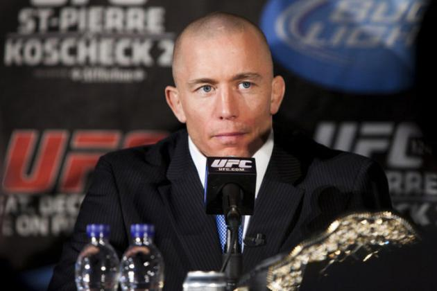 Lorenzo Fertitta 'Extremely Disappointed' by GSP's Comments on UFC Drug Testing