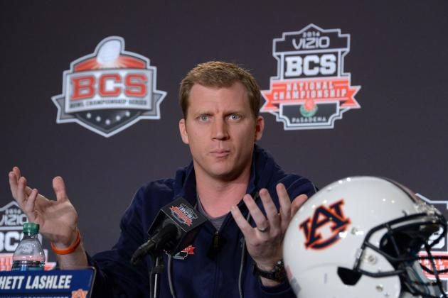 Meet Rhett Lashlee, Gus Malzahn's Protege in the Making