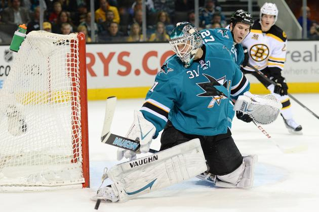 Niemi Key to Sharks Shootout Success