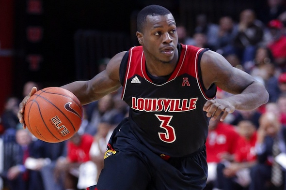 Louisville Starting PG Chris Jones Out at Least a Game