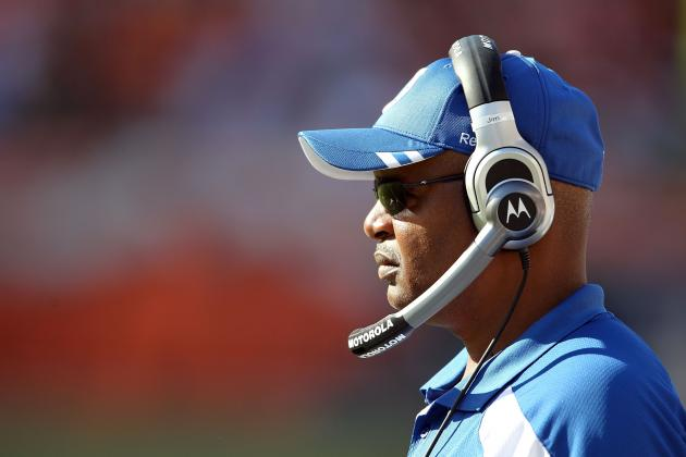 Jim Caldwell Is the Perfect Hire for Matthew Stafford