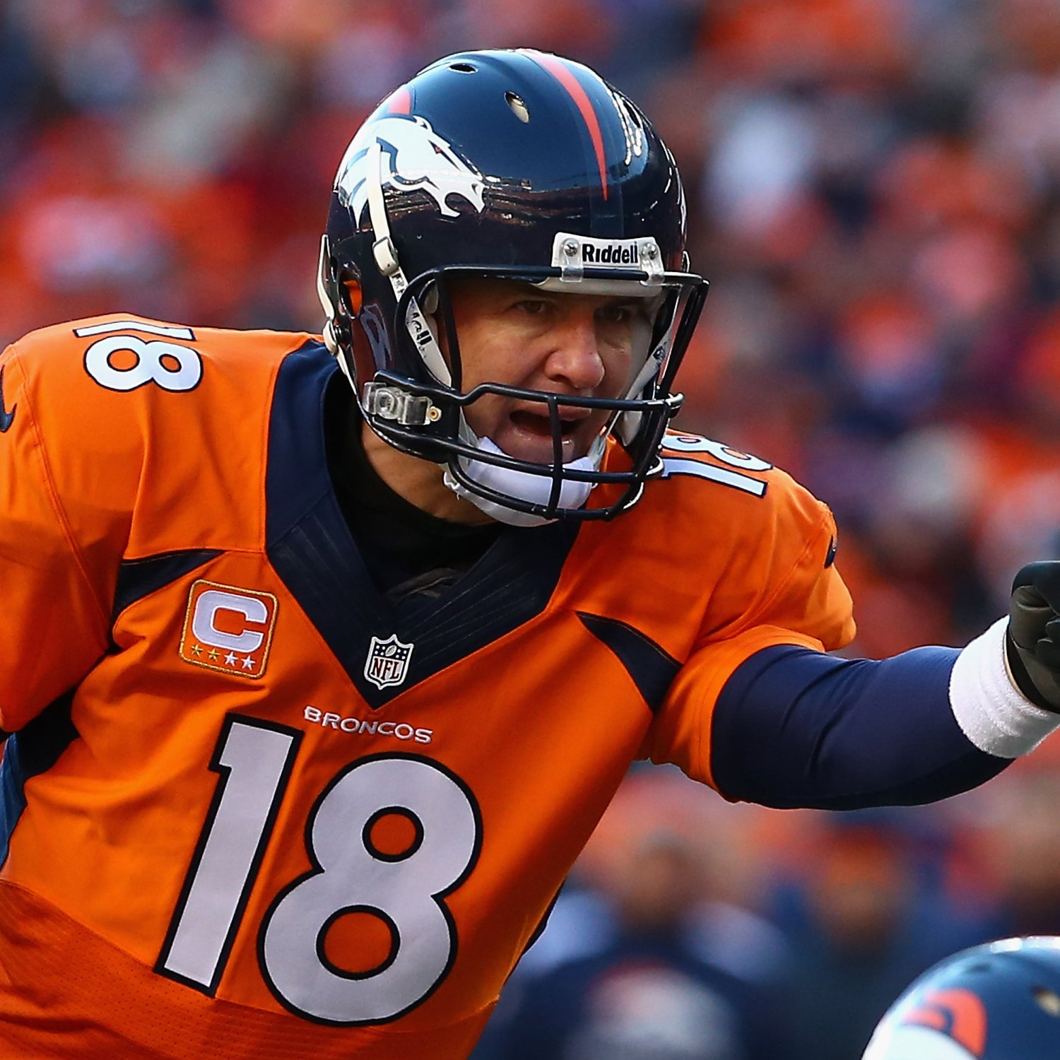 Denver Broncos Halftime Adjustments Key To Broncos 2 0: NFL Playoff Schedule 2014: Viewing Info For AFC And NFC