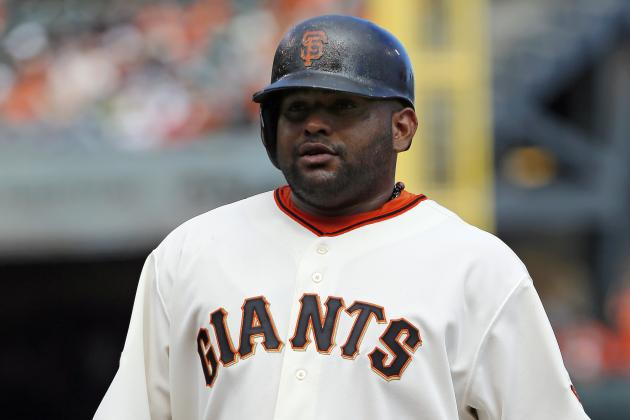 Giants' Pablo Sandoval Denies Report That He's Lost 42 Pounds