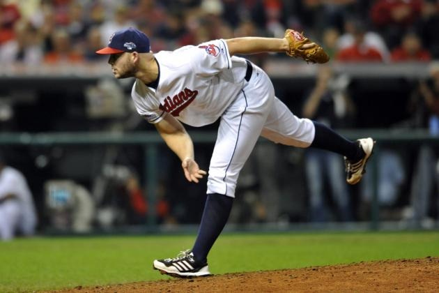 Led by Ace Justin Masterson, Six Indians File for Arbitration