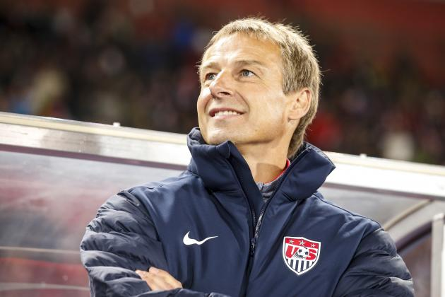 USA vs. Ukraine Friendly Reportedly Scheduled for March 5