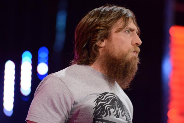 Daniel Bryan's Concussion Puts Main Event Push at Risk