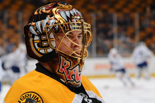 Julien: 'We All Agree' Rask's Game Isn't 'Where It Should Be'