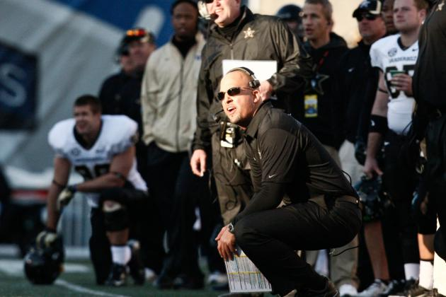Penn State Football: A Statistical Look at James Franklin's Vanderbilt Success