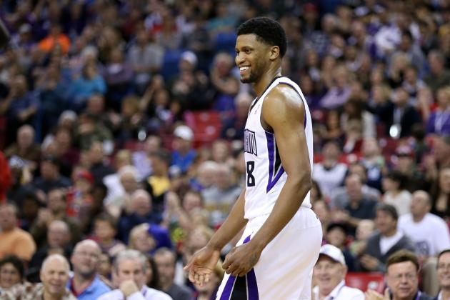 Breaking Down Why Rudy Gay Is Thriving with Sacramento Kings