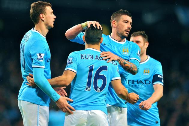 Manchester City vs. Blackburn Rovers Score, Grades and Post-Match Reaction