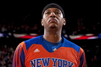 How New York Knicks Can Sell Carmelo Anthony on the Future