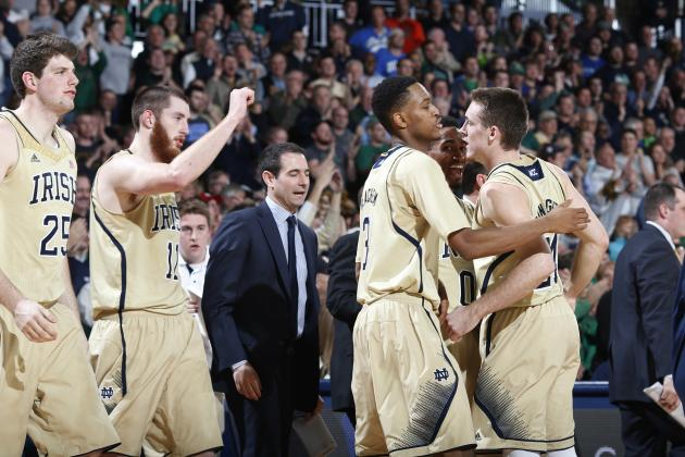 Notre Dame vs. Maryland Men's Basketball: Live Updates and Analysis