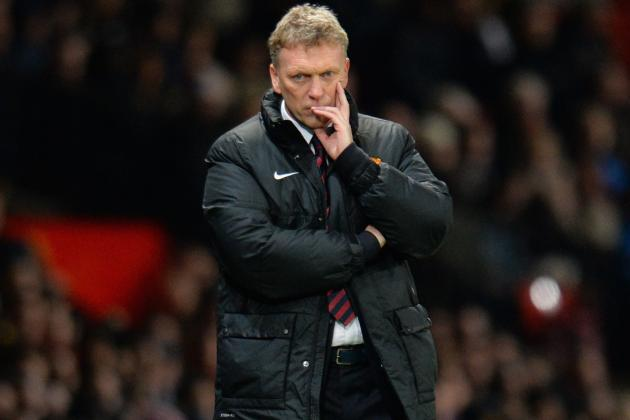 Transfer Window Signs Point to David Moyes Sticking with Current Man Utd Squad