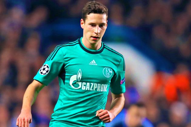 Can Julian Draxler Become the New Robin Van Persie for Arsenal?