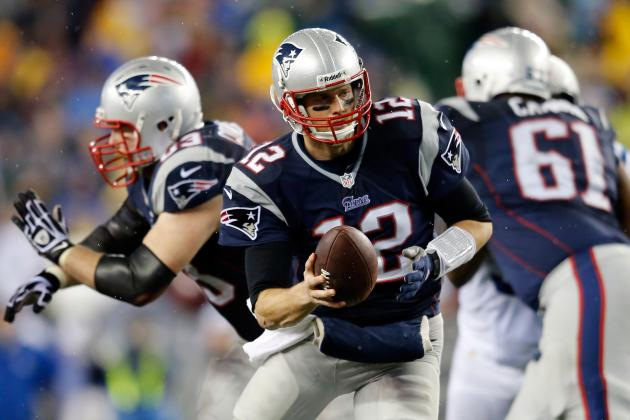 Tom Brady Must Rely on Running Game for Patriots to Reach Super Bowl XLVIII