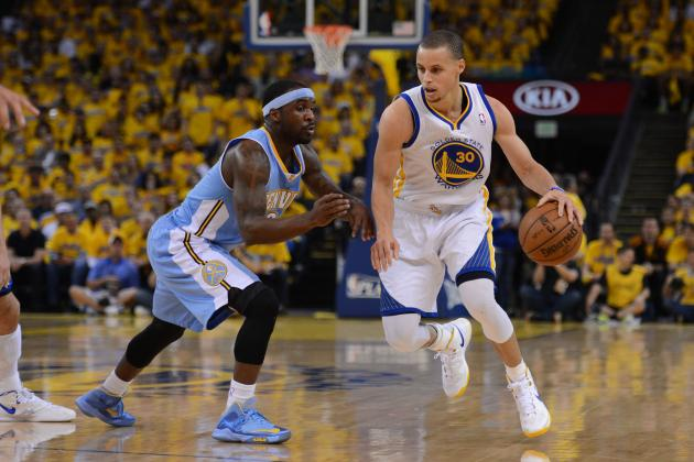 Denver Nuggets vs. Golden State Warriors: Live Score, Highlights and Analysis