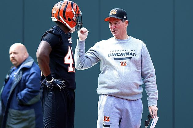 What Losing Mike Zimmer and Jay Gruden Means for the Bengals in 2014