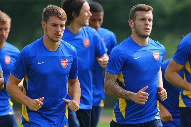 How Arsenal Will Line Up Against Fulham: Jack Wilshere for Aaron Ramsey?