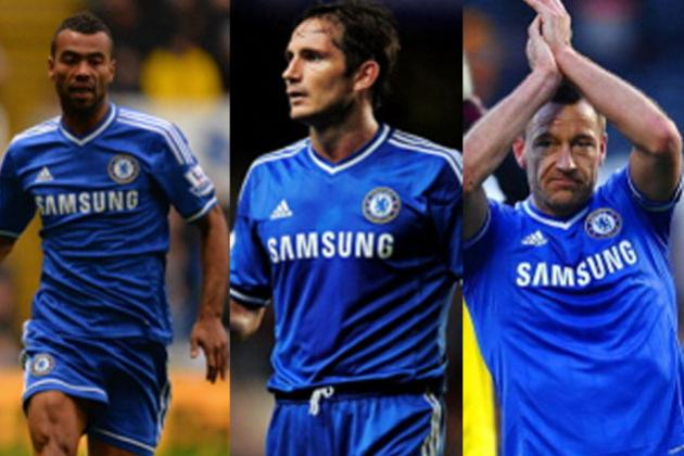 Why Chelsea Must Hand John Terry, Frank Lampard, Ashley Cole New Deals