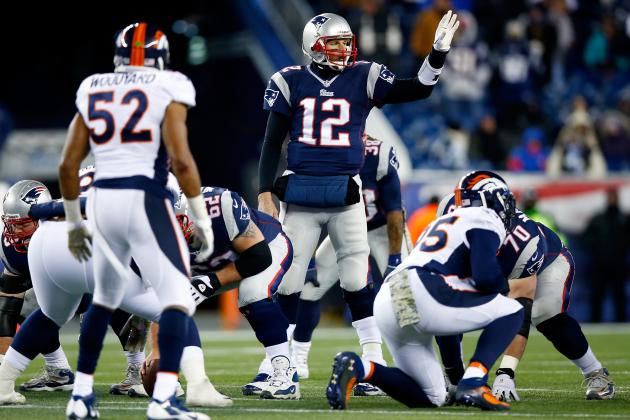 Patriots vs. Broncos AFC Championship Will Be Much Different Than Week 12 Tilt
