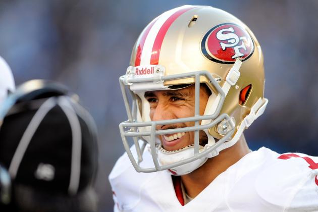 After 2 Playoff Road Wins, Colin Kaepernick Looks Ready for Seattle Challenge