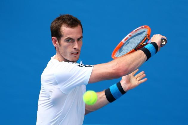 Andy Murray's Blueprint for Success at 2014 Australian Open