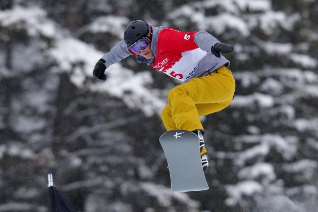 Lindsey Jacobellis on the Comeback (not Redemption) Trail to Sochi