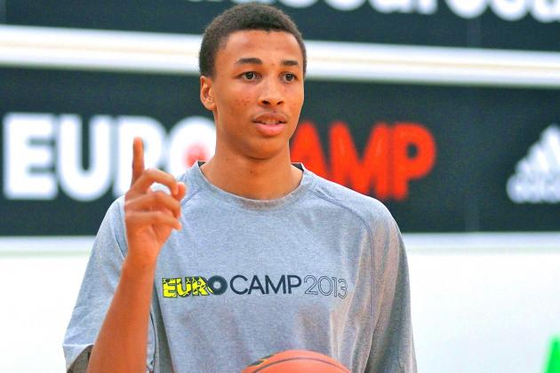 Inside the Big Decision and Next Steps Facing Australian NBA Prospect Dante Exum