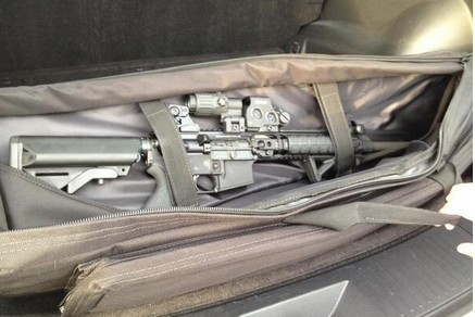 Ryan Tannehill's Wife Leaves AR-15 Rifle in Back of Rental Car