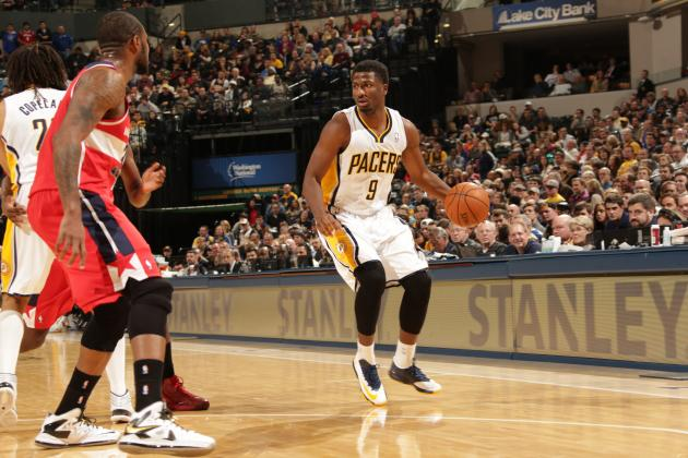 When Will Indiana Pacers Find a Role for Solomon Hill?