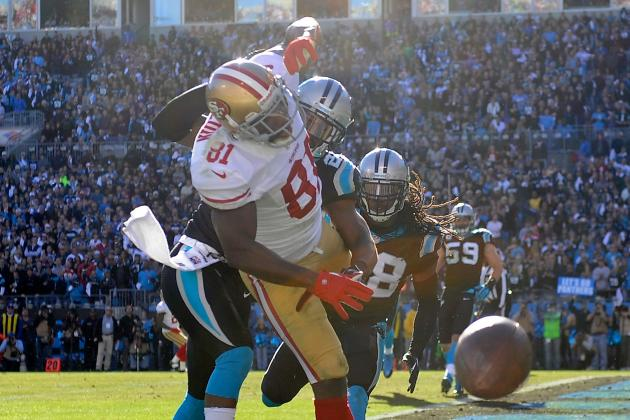 Why the 49ers' Red-Zone Offense Is Crucial to Their NFC Title Hopes