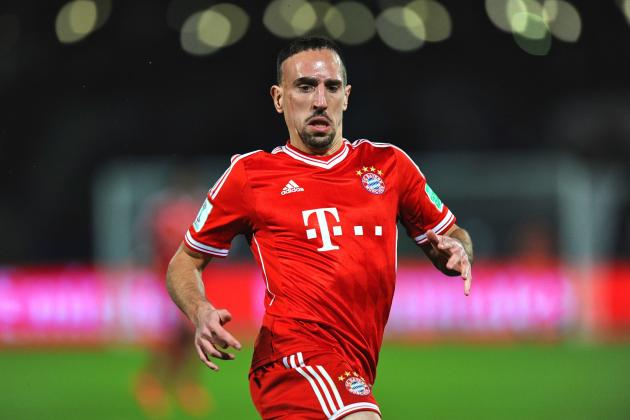 FIFA 14 Ultimate Team: Ribery, Xavi and Iniesta Team of the Year Items Revealed