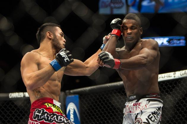 UFC Fight Night 35: What We Learned from Lorenz Larkin vs. Brad Tavares