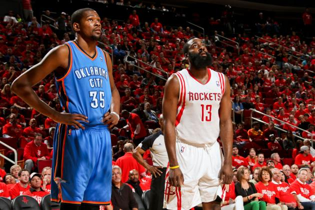 Oklahoma City Thunder vs. Houston Rockets: Full Preview and Predictions