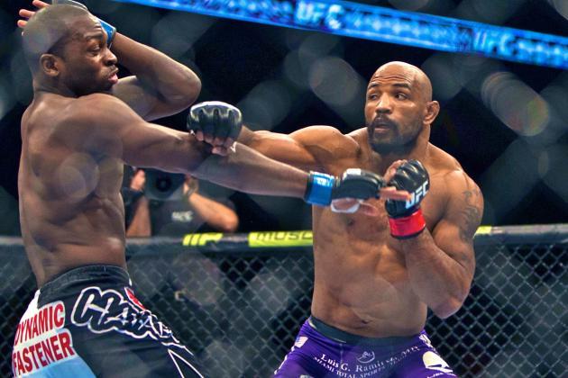 UFC Fight Night 35: What We Learned from Derek Brunson vs. Yoel Romero