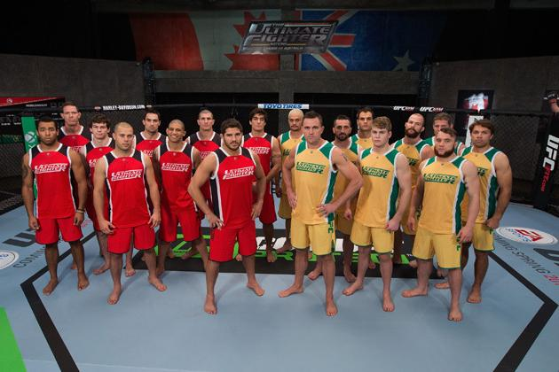 TUF Nations Episode 1 Results and Recap: Which Nation Drew First Blood?