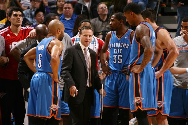 Oklahoma City Thunder Should Not Be in Panic Mode, Yet