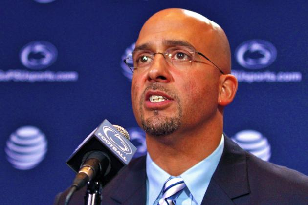 Penn State Football: James Franklin's Recruiting to-Do List Before Signing Day