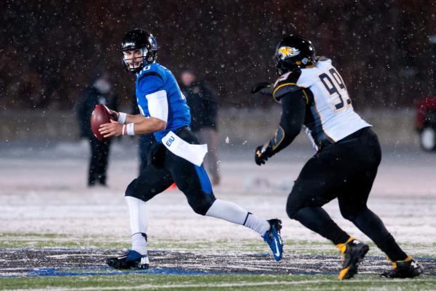 Dallas Cowboys Should Look at Jimmy Garoppolo in 2014 NFL Draft