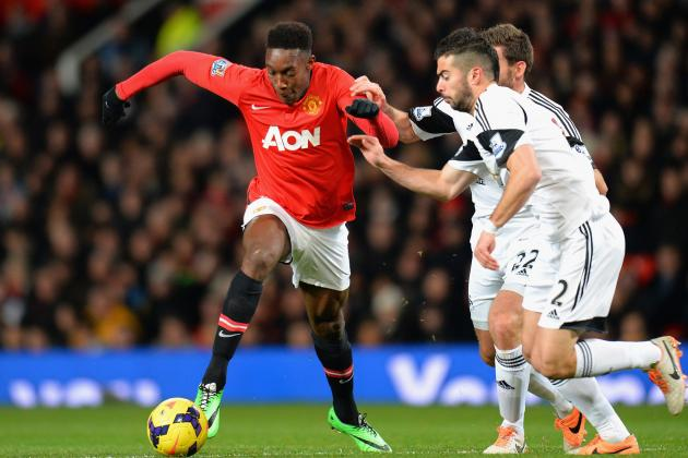 Manchester United: Danny Welbeck Deserving of Credit in Tough Season for Reds