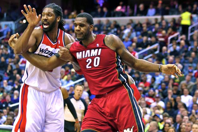 Greg Oden Makes Triumphant Return, Has Heat Looking Beyond 3-Game Losing Skid