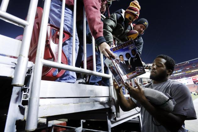 Washington Redskins: What Can We Expect from Alfred Morris in 2014?