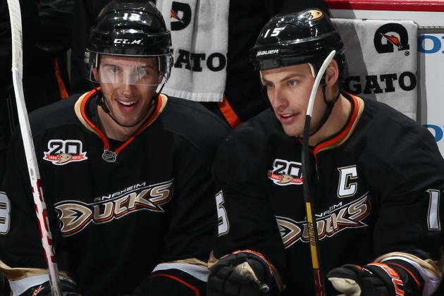Duck and Cover: Anaheim Drops Team-Record 9 Goals OnVancouver