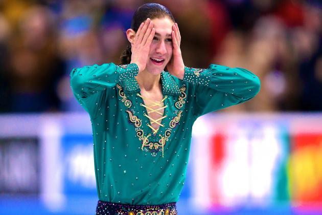 Jason Brown Bringing Youth, Charisma to US Olympic Men's Figure Skating Team