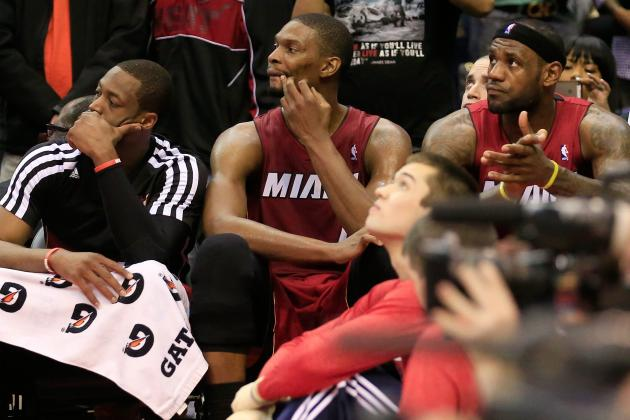 Do Miami Heat's Recent Struggles Jeopardize the Chance at 3 Straight Titles?