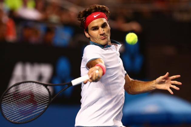 Roger Federer vs. Blaz Kavcic: Recap and Results from Australian Open 2014