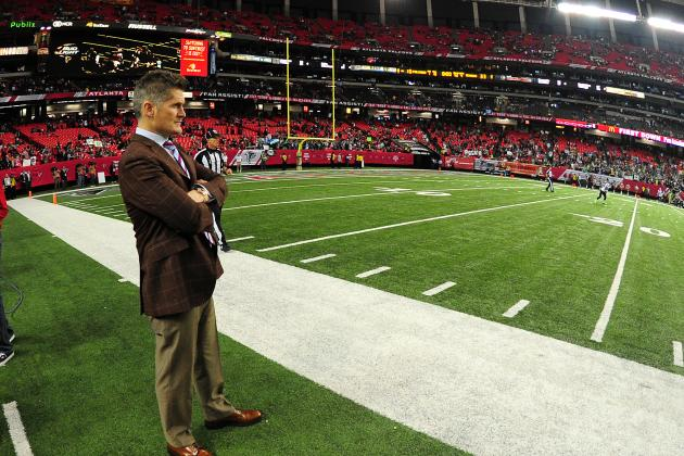 Breaking Down Atlanta Falcons GM Thomas Dimitroff's Hit Rate on Draft Picks
