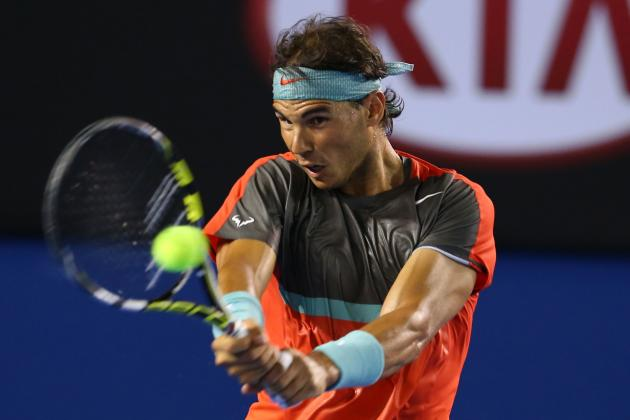 Rafael Nadal vs. Thanasi Kokkinakis: Recap and Results from Australian Open 2014