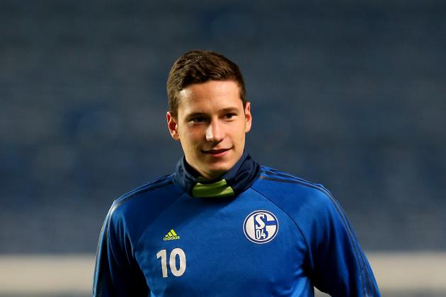 Arsenal Transfer News: Julian Draxler Deal May Rest on Tottenham's Lewis Holtby
